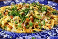 Spaetzle - recipe and detailed instructions for making it. @agardenforthehouse.com