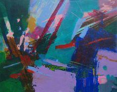 "Saatchi Art Artist June Forster; Painting, ""Mineral Flow 7"" #art"