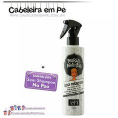 Procurando um spray umidificante para ajeitar o cabelo no day after controlar ou turbinar o volume? A Linha Maria Molinha tem um spray com um cheirinho delicioso que vai te ajudar a remodelar os cabelos pela manhã.  #cabeleiraempe #mariamolinha #lowpoo #nopoo #cachearporamor #cachosbr #cachosdivos #cachospoderosos #cachoscachinhos #cachosbrasil #cacheadaefeliz  #cabelocacheado #cacheadodeamor #cacheadapqsim #rizos #blackpower #empoderada #crespodivino #afro #encrespa #meninasblackpower…