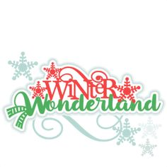 Winter Wonderland Title: Miss Kate Cuttables-- SVG scrapbook cut file cute clipart files for silhouette cricut pazzles free svgs free svg cuts cute cut files
