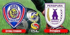 Kancah tertinggi sepakbola antarklub di Indonesia, Indonesian Super League, akan memainkan laga seru yang masuk dalam kategori babak 8 besar. Pada kali ini, akan ada pertemuan antara Peringkat 1 Wilayah Barat dan Peringkat 2 Wilayah Timur. Wakil dari Barat, Arema akan bersua dengan Wakil dari Timur Persipura Jayapura untuk menentukan siapa yang layak melaku ke babak selanjutnya hingga merengkuh mahkota ISL musim ini.