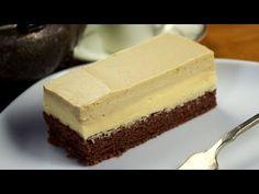 Kávés-krémes szelet recept elkészítése videóval. A Kávés-krémes szelet elkészítését, részletes menetét leírás is segíti. Elkészítési ideje: 3 óra Cheesecake, Recipes, Food, Youtube, Cheesecakes, Recipies, Essen, Meals, Ripped Recipes