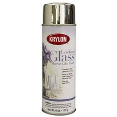 Looking Glass Aerosol Spray Paint 6 Ounces-: Amazon.co.uk: Kitchen & Home