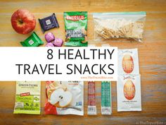 How to make a pack of healthy snacks for plane travel that's full of gourmet grab-and-go foods that happen to be TSA-friendly too