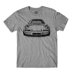 Cure Collection Porsche 911 T-Shirt
