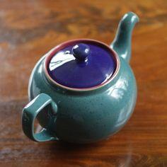 Tea pot, Denby Harlequin