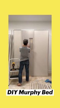 Home Room Design, Interior Design Kitchen, Diy Bedroom Decor, Diy Home Decor, Murphy Bed Kits, Bedroom False Ceiling Design, Bathroom Design Luxury, Indian Home Decor, Decorating Coffee Tables