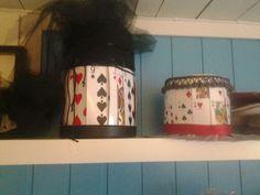 Mamma kort hatter