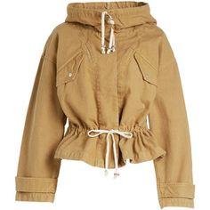 Isabel Marant Étoile Lagilly Cotton Jacket