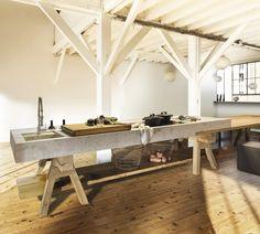 werkhaus küchenideen, exklusive Küchen und Schreinerküchen im werkhaus Rosenheim / Raubling - das werkhaus