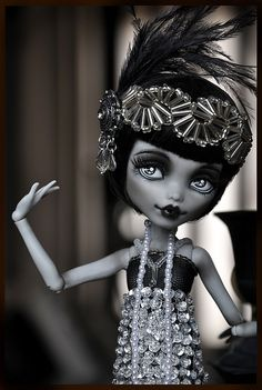monster high - custom frankie