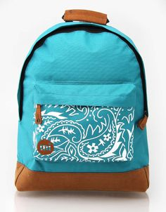 Mi-Pac Paisley Backpack - RouteOne.co.uk