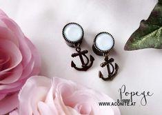 www.aconite.at Plugs, Stud Earrings, Jewelry, Jewlery, Corks, Jewerly, Stud Earring, Schmuck, Jewels