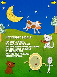 Hey Diddle Diddle, Free App Friday (22 apps, $48 worth) is sponsored by Nursery Rhymes: Volume 1 Free!