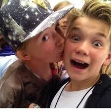 So cute ❤ My Big Love, Keep Calm And Love, Marcus Y Martinus, William Franklyn Miller, Love U Forever, Star Wars, Twin Brothers, Back Off, Dan And Phil