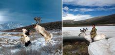 A tribo Dukha, o povo do Norte da Mongólia compartilha uma conexão fascinante com os animais da região e das montanhas, o tipo de elo que a humanidade precisa relembrar.Talvez ao primeiro vislumbr…