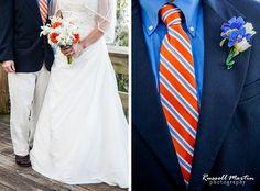 Florida Gators, Wedding, Gainesville wedding Photographer, Photography, orange and blue wedding