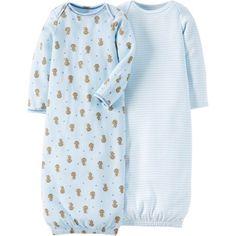Child Of Mine by Carter s Newborn Baby Boy Gowns 3083f0016da1