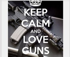 More like keep calm and shoot all of them