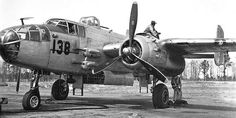 B-25, Tuskegee Airmen, 447th BG