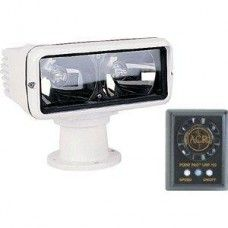 RCL-100D Remote Controlled Searchlight - 12V