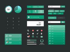 Inspiration Mobile #13 : Ui Kits et Wireframes pour vos applications   Blog du Webdesign