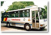 Cheap bus tickets! Stay in each city as long as you want!
