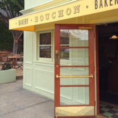 Bouchon: happy place or yummy or both? lol