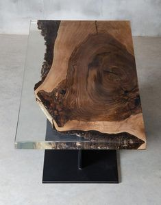 Resin Furniture, Office Furniture, Easy Small Wood Projects, Epoxy, Walnut Coffee Table, Live Edge Table, Resin Table, Elements Of Design, Walnut Wood