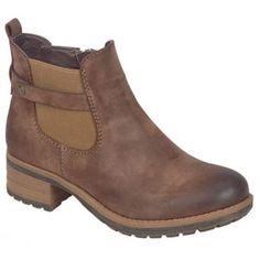 Cristallin Black Zip Ankle Boots 76961 00