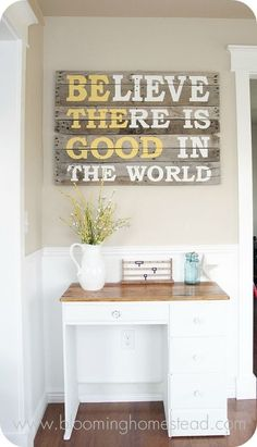 """Love this one - """"Be the good"""""""