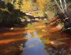 Sunlight Stream by Jeffrey T. Larson