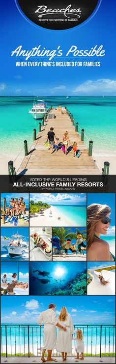 Book the most awarded all-inclusive family resorts ever: ✓ Beachfront resorts with waterpark ✓ Sesame Street® characters ✓ Gourmet food, drinks & Seaworld Orlando, All Inclusive Family Resorts, Beach Resorts, Family Vacation Spots, Family Travel, Universal Orlando, Best Vacations, Vacation Destinations, Vacation Ideas