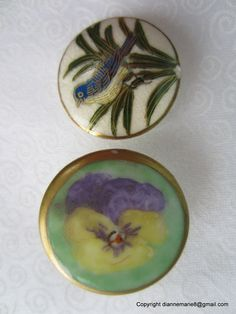 Satsuma Buttons