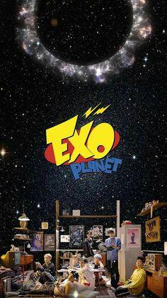 EXO wallpaper My King #WeAreOne #exo