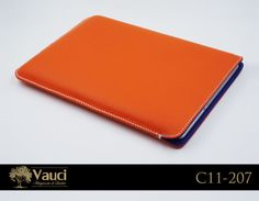 Beautifully designed, hand-stitched leather laptop sleeves. Reserve yours today! 561-705-0611. www.vauci.com