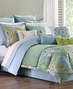 Echo Sardinia Comforter and Duvet Cover Sets