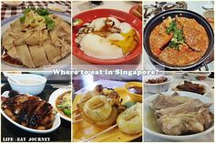 """* ไป """"สิงคโปร์"""" กินอะไรดี? * พาไปชิมอาหารขึ้นชื่อ ร้านพื้นบ้าน ยันรถเข็นข้างถนน"""