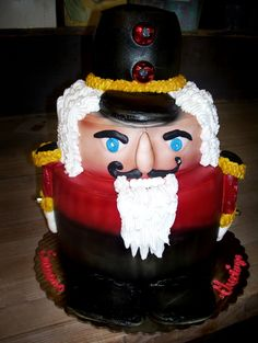 Image result for nutcracker cake