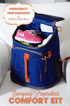 """Emergency Preparedness – Week 7 """"Comfort Kits"""""""