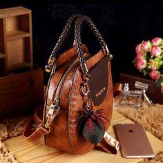 Prada women's leather handbag shopping bag purse pattina lux vintage black Fall Handbags, Burberry Handbags, Prada Handbags, Luxury Handbags, Purses And Handbags, Ladies Handbags, Designer Crossbody Bags, Leather Shoulder Bag, Shoulder Bags
