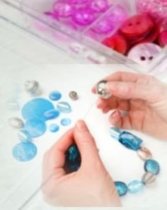 Craft Projects             : Knowing What Findings to Use in  Beading