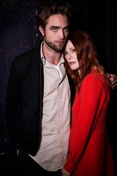 2014 Toronto International Film Festival - Robert Pattinson and Julianne Moore (Maps to the Stars)