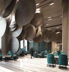 World's 5 Best Luxury Hotel Lobby Designs   Brabbu Contract, Hotel Lobby, Best Hotels   #interiordesign #besthotels #five-star #luxury #besthotels   FULL ARTICLE: https://goo.gl/zDR6a1