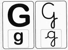Pedagógiccos: Alfabeto - letra cursiva e caixa alta