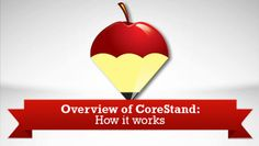CoreStand Overview Video by CoreStand. CoreStand is the premiere online hub for teacher-created resources, services, and accountability tools directly tied to the educational standards-based Common Core Initiative officially adopted by 45 out of 50 states.