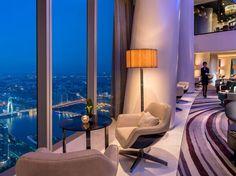 Four Seasons Hotel, Guangzhou, China