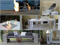 Holz/Tische/Deko/Lounge/Lampen der Firma Ideen-World
