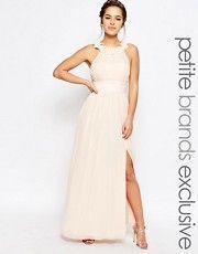 ASOS | ASOS Off Shoulder Maxi Dress With Ruffle at ASOS