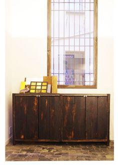 """""""TRENTO"""" sideboard for lunch room  feasible to size and color on request  credenza per sala da pranzo fattibile dimensione e colore a richiesta - / - / -  Design by Lauro Ghedini"""
